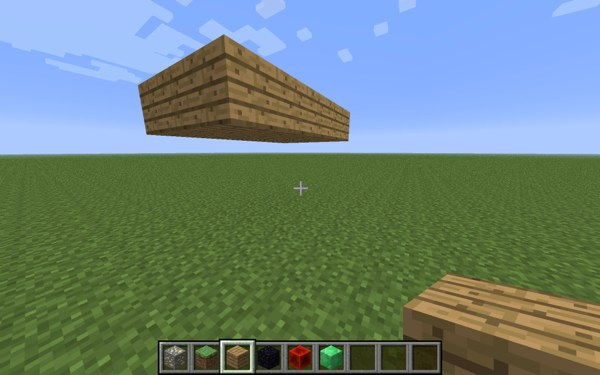 Bottom Up - Minecraft - 1