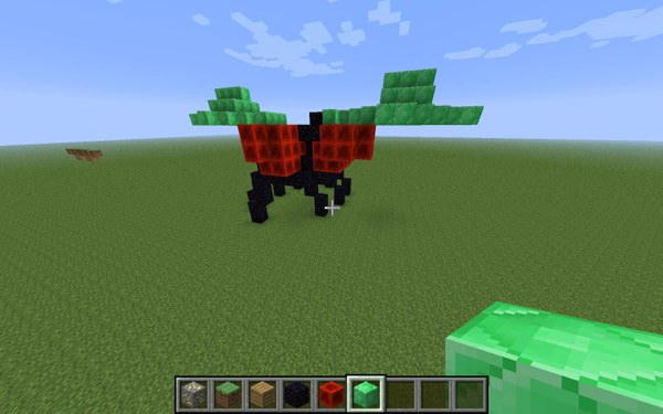 Bottom Up - Minecraft - 2